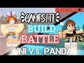 Campsite BUILD BATTLE Uni V S Panda NEW BLOXBURG UPDATE mp3