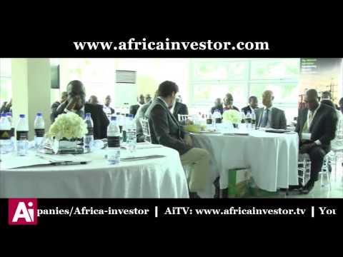 Amadou Diallo, CEO, DHL Freight - Abuja 2014