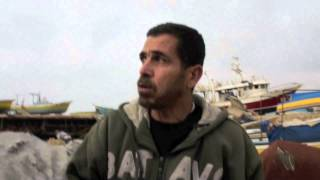 Gaza Fishermen; Testimonies from the Siege