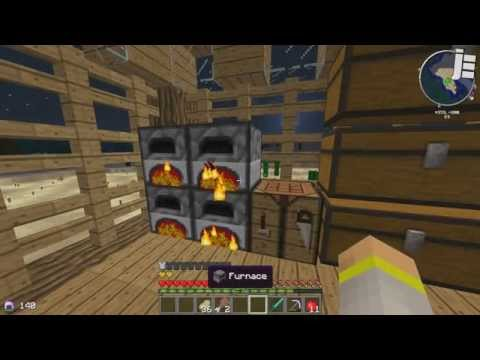 Minecraft: Выживание с модами часть 4 - Мафик #4 - Куда это я попал?