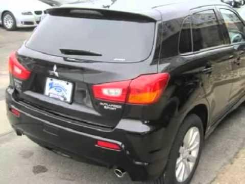 2011 Mitsubishi Outlander Sport – Sport Utility Cedar Rapids