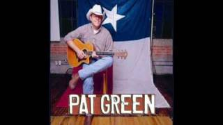 Pat Green - Way Back Texas