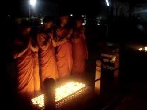 Buddhist Pirith - Dhammacakkapravattana Sutra