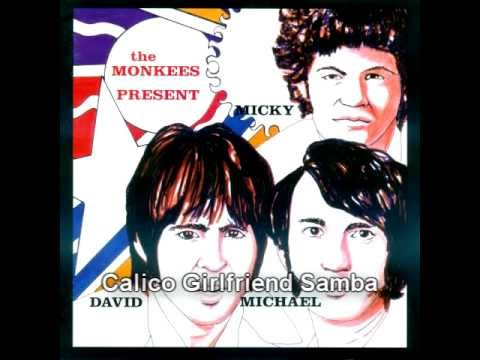 Monkees - Calico Girlfriend Samba