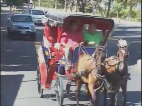 Un paseo en coche por Granada
