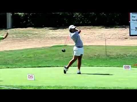 Yani Tseng Golf Swing in Slow Mo
