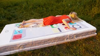 Vlogger celebrates birthday by destroying 500-pound iPhone cake