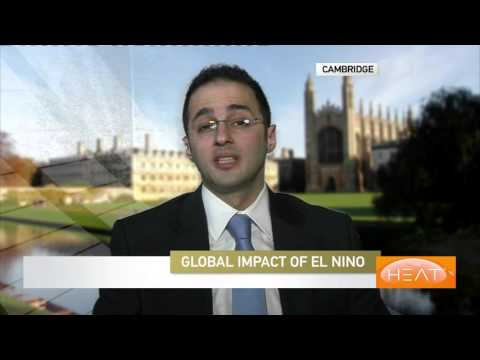 The Heat: El Niño and its global effects pt2