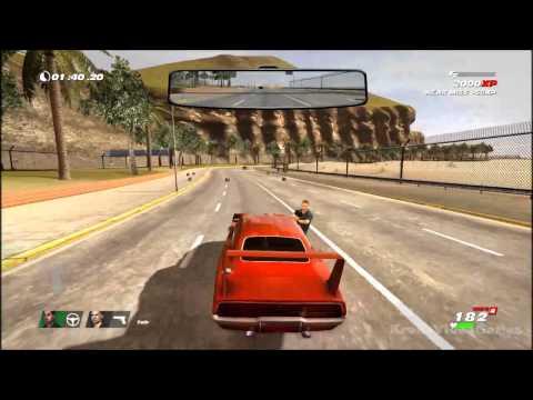 Fast & Furious: Showdown Gameplay PC HD
