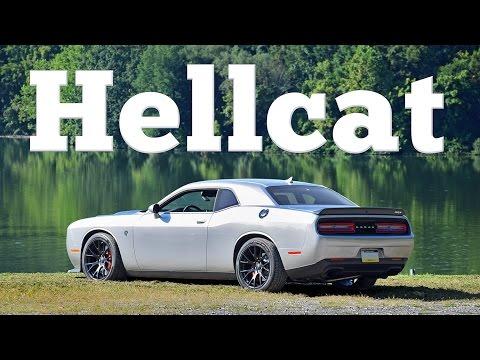 Regular Car Reviews: 2015 Dodge Challenger Hellcat
