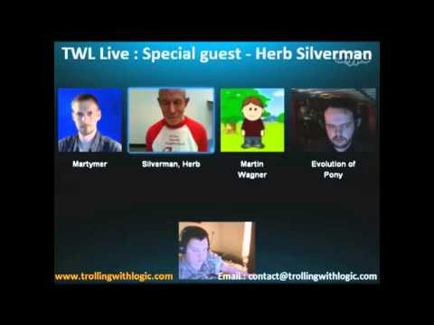 TWL Live with Herb Silverman & Martin Wagner