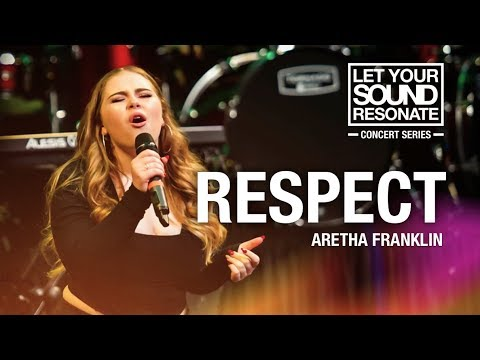 Respect by Aretha Franklin Performed By Students of Resonate Music School & Studio