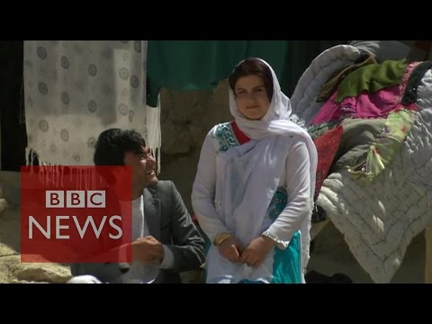 Afghan Romeo and Juliet 'live in fear' - BBC News