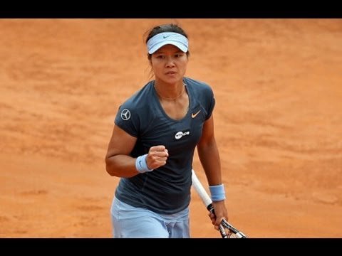 2013 Internazionali BNL d'Italia Day 3 Second Round WTA Highlights