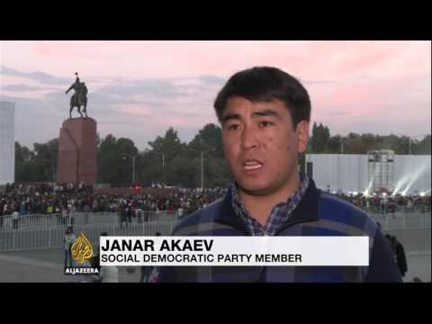 Minorities feel excluded as Kyrgyzstan head to polls