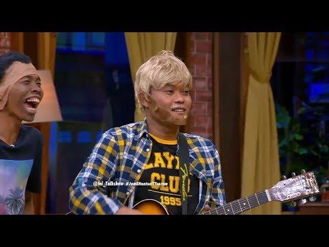 Ed Sheeran Dateng Ke Studio Ini Talk Show!