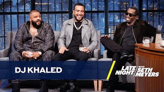 download lagu French Montana Performs  Sean 'Diddy' Combs And Swae gratis