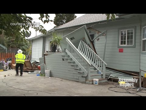 Assemblymember Dodd Works to Get Financial Relief for Napa Area Earthquake Damage