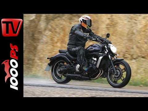 2015 | Kawasaki Vulcan S Test | Action, Onboard, Fazit