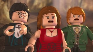 LEGO Harry Potter Remastered Walkthrough Part 13 - The Deathly Hallows Part 1