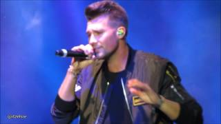 "James Maslow - ""Attention (by Charlie Puth)"" Live Mexico City 2017"