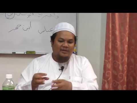 Sahih Bukhari (Kitab Permulaan Wahyu) (Hadith 4)