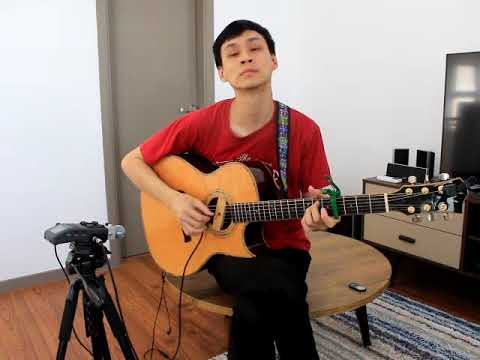 Fingerstyle Beyond - 光輝歲月 [Guang Hui Sui Yue] Guitar Cover