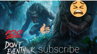 Don't Even Think PS4 Live RANDOM how to become the werewolf
