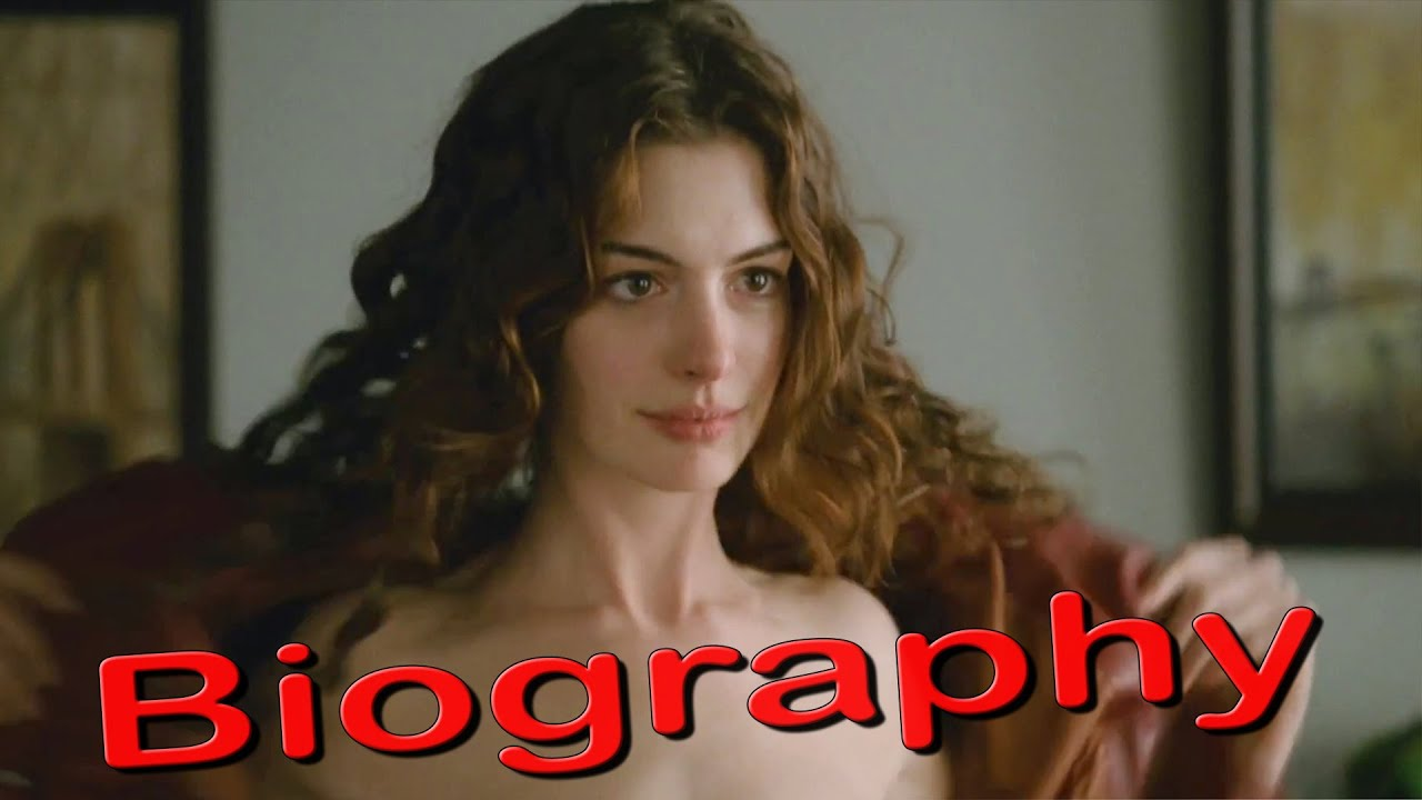 SEX BOMB - Anne Hathaway | Hollywood Biography - YouTube