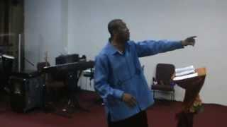 Pastor Prince Kojo Essiem: