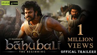 Baahubali Official Trailer 2