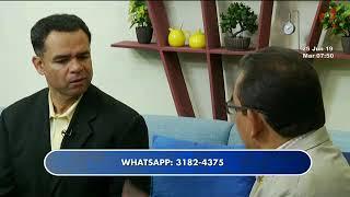 Entrevista a Ajax Irías vice rector de la UNAH