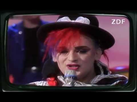 Culture Club - Work on Me Baby