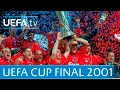 Download 2001 UEFA Cup final highlights - Liverpool-Alaves in Mp3, Mp4 and 3GP