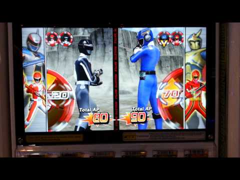Power rangers card battle - operation overdrive