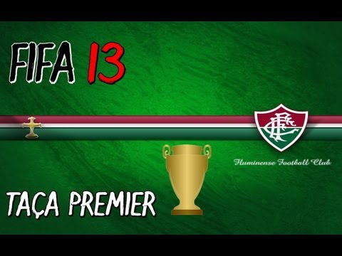 Fifa 13 : Serie Premier (fluminense)
