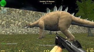 Counter-Strike: Zombie Escape Mod - ze_Jurassickpark3_lg on Brotherhood