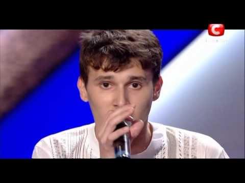 X-Factor 3 Микола Лесів
