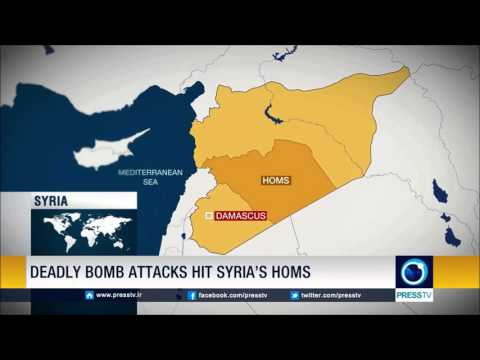 Deadly Bomb Attacks Hit Syria's Homs