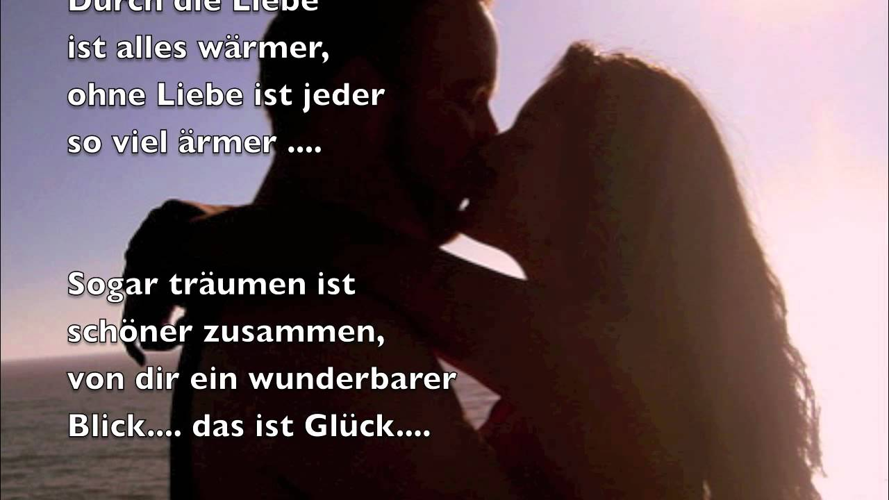 Die Liebe hält alles zusammen - © Erika Ursula (Gedicht