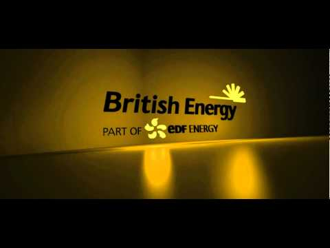 British Energy / EDF logo