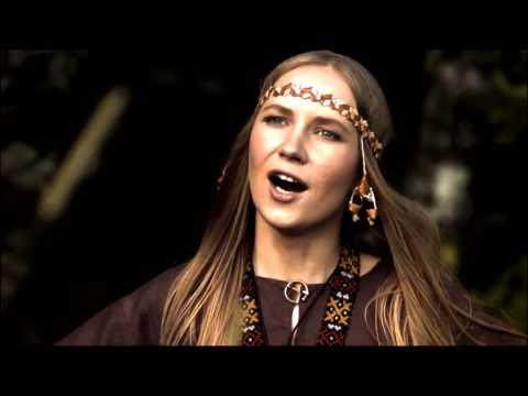 Arkona - Slav'sia Rus' ! (Аркона- Славься Русь!) Sub. Español, Ruso, Pron. video