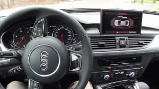 2012 Audi A6 - Park Assist