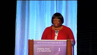Alexia Robinson - AVID Orlando Summer Institue 2012