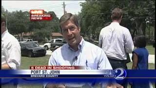 SWAT Finds 5 Dead In Port St. John Home