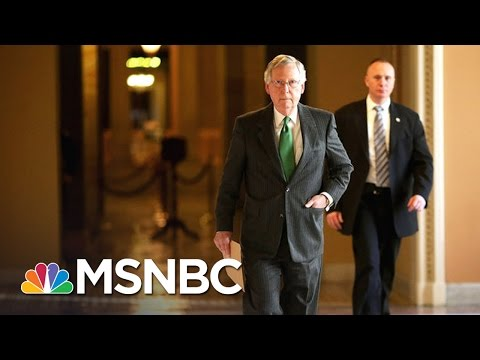 Mitch McConnell: Time For Donald Trump To 'Get On Script'   Morning Joe   MSNBC