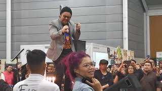 DATO Awie - Dipenjara Janji | Live di Singapore Expo - Musik76