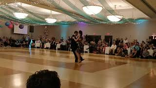 Adam and Tilly MILONGA at the San Diego Tango Festival 12/30