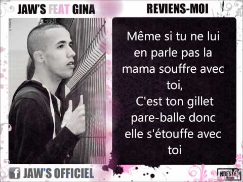 Jaws  - Reviens Moi + Paroles