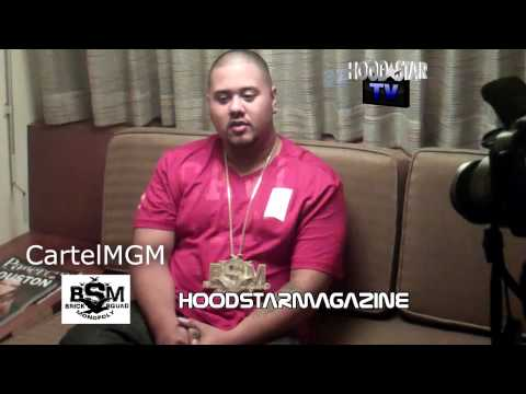Cartel Mgm Of Brick Squad Monopoly Interview With Hoodstarmag Part2 video